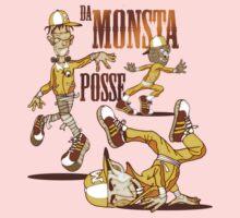 Da Monsta Posse by Joozu
