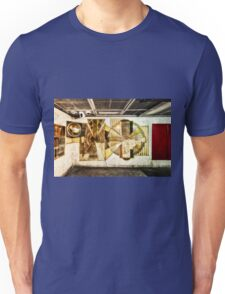 Marble Arch Tube Station Unisex T-Shirt