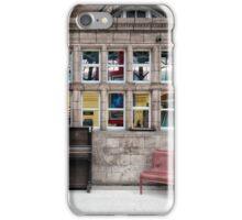 Marylebone Tube Station iPhone Case/Skin