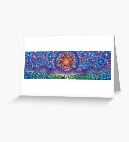 Gateway to the Gulf Islands Greeting Card