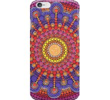 Jewel Drop Mandala iPhone Case/Skin