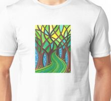 Walk your own Path Unisex T-Shirt