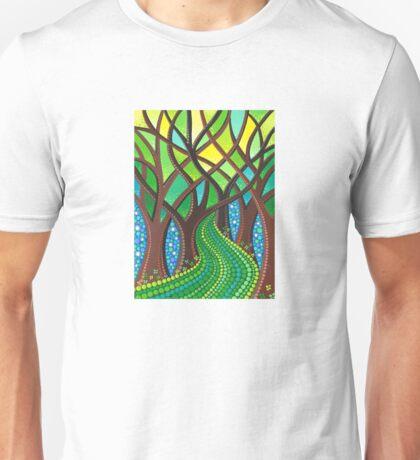 Walk your own Path Unisex T-Shirt