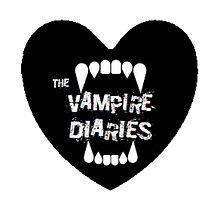The vampire diaries by KirstyBarnett