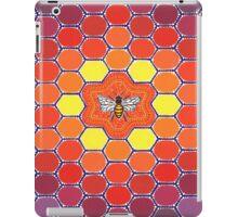 Bee Sacred Geometry iPad Case/Skin