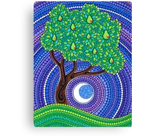 Pear Tree of Longevity Canvas Print