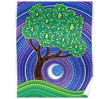 Pear Tree of Longevity Poster