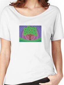 The Apple Tree of Knowledge Women's Relaxed Fit T-Shirt