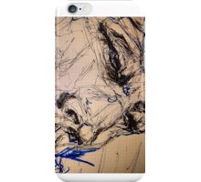Made of Lines iPhone Case/Skin