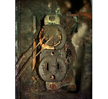 Charged Photographic Print