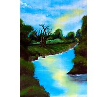 Calm River Photographic Print