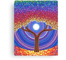 Secret Life of Trees Canvas Print