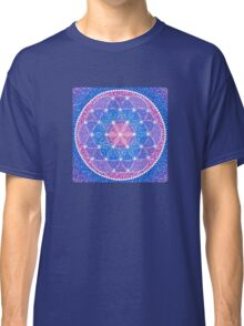 Starry Flower of Life Classic T-Shirt
