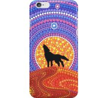 Night of the Wandering Wolf iPhone Case/Skin