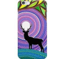 A Silent Visitor iPhone Case/Skin