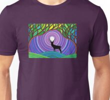 A Silent Visitor Unisex T-Shirt