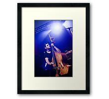 Colourfull Jazz 01 Framed Print