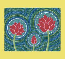 Lotus Family of Three Kids Clothes