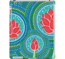 Lotus Family of Three iPad Case/Skin