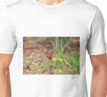 Butterfly In The Forest Unisex T-Shirt