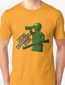 Ain't Nobody's Toy Unisex T-Shirt