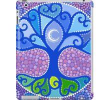 Moon-Tree Mandala iPad Case/Skin