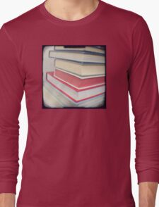Something to read Long Sleeve T-Shirt