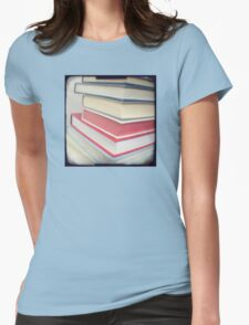 Something to read Womens Fitted T-Shirt