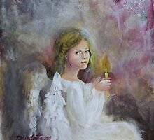 Angel (7) by dorina costras
