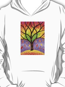 Autumn- Releasing the Old T-Shirt