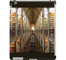 The Historical Copenhagen University Library, DENMARK iPad Case/Skin