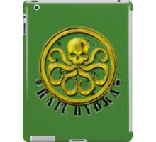 Hydra Traditional colors iPad Case/Skin
