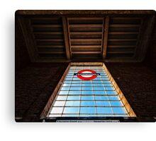 Northfields Tube Station Canvas Print