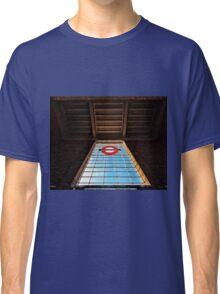 Northfields Tube Station Classic T-Shirt