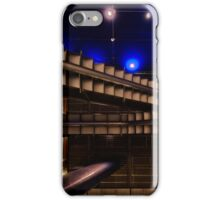 North Greenwich Tube Station iPhone Case/Skin