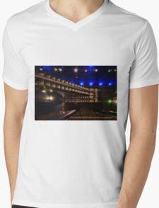 North Greenwich Tube Station Mens V-Neck T-Shirt