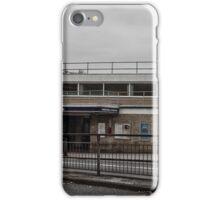 Northolt Tube Station iPhone Case/Skin