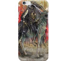 4 horsemen - DEATH iPhone Case/Skin