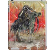 4 horsemen - DEATH iPad Case/Skin