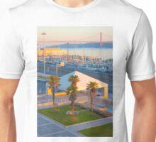 CCB. Centro Cultural de Belém and the bridge Unisex T-Shirt