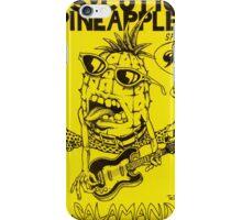Psycotic Pineapple at La Salamandra 1977 iPhone Case/Skin