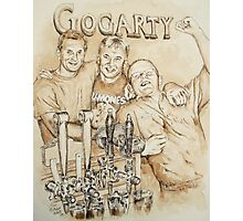 Brennan Brothers at Gogarty's Photographic Print