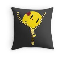 The Comedian Zip Throw Pillow