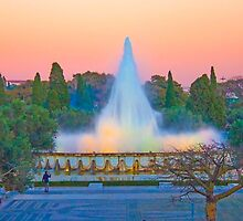 fonte luminosa. praça do império. Empire plaza. Belém by terezadelpilar~ art & architecture