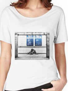 Old Street Tube Station Women's Relaxed Fit T-Shirt