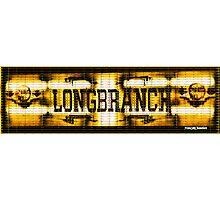 Longbranch Saloon Photographic Print
