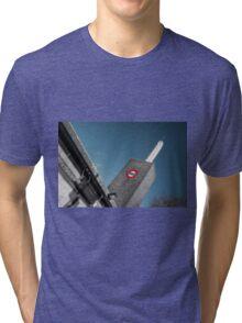 Osterley Tube Station Tri-blend T-Shirt