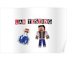 CC Lab testing Poster