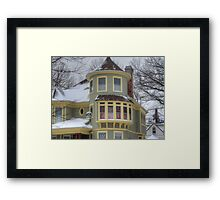 Beverley House Framed Print