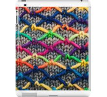 Knitting Aesthetic   iPad Case/Skin